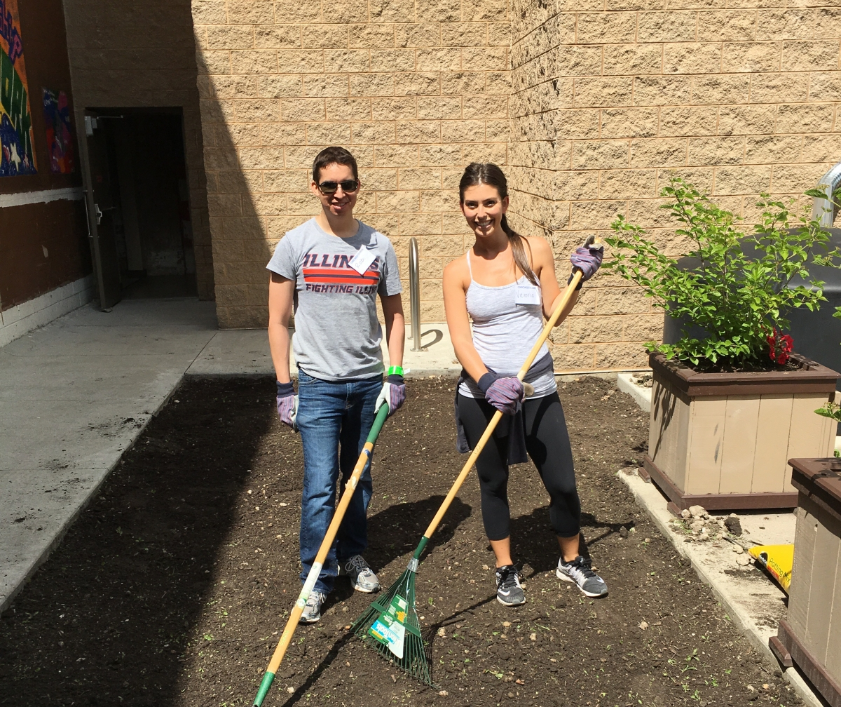 Chicago Cares Serve-A-Thon Recap