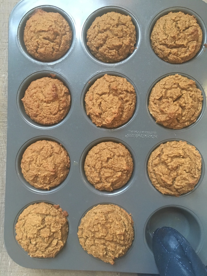 almonds and asana flipbox baked cupcakes