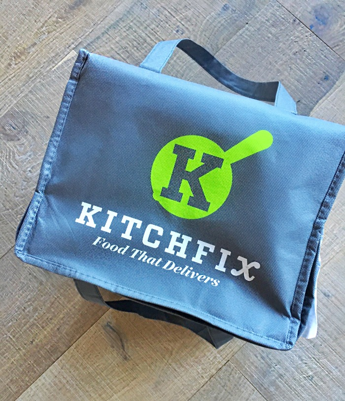 almonds and asana kitch fix delivery