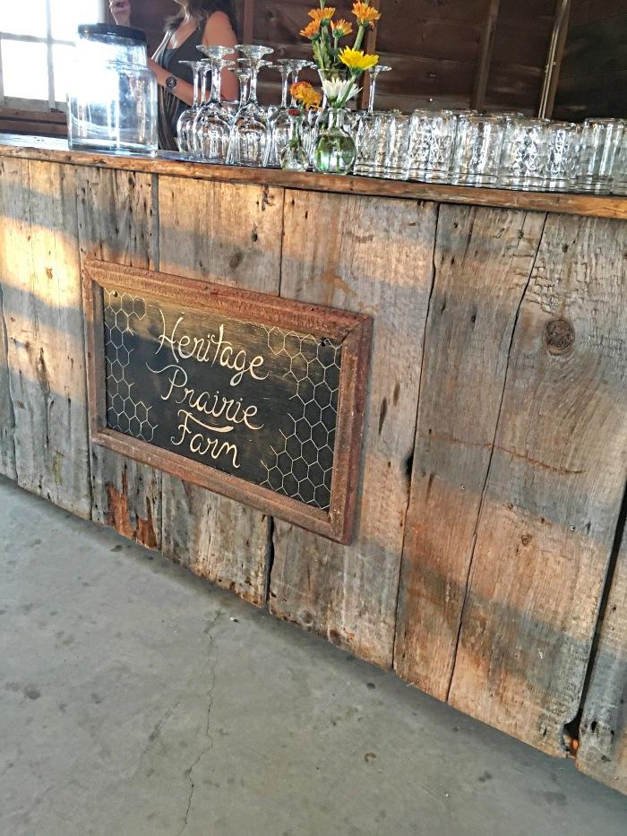 almonds and asana heritage farms marriott barn bar