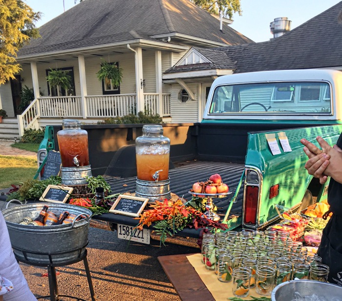almonds and asana heritage farms marriott truck