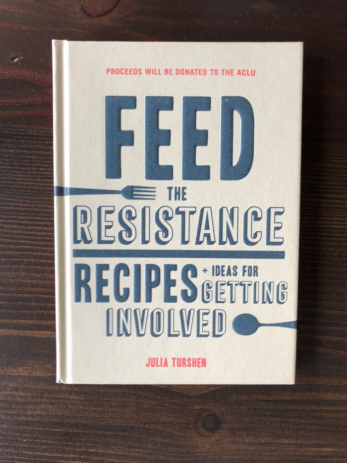 almonds and asana feed the resistance book cover